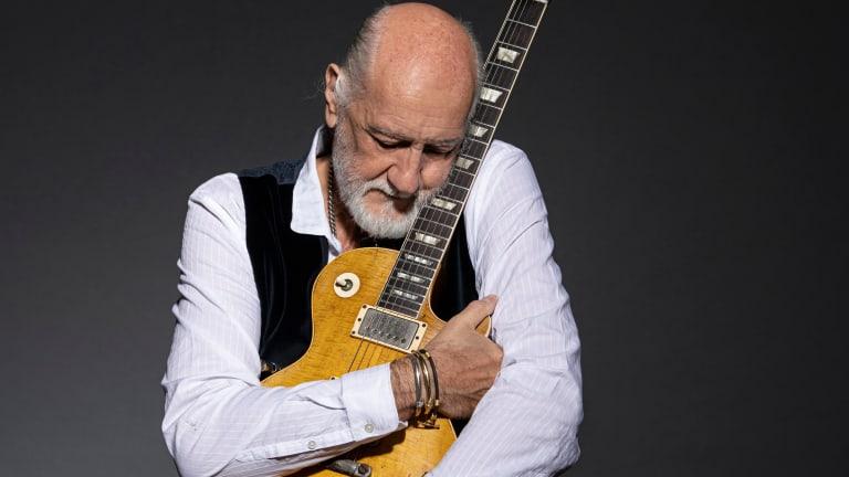 Mick Fleetwood shares memories of Peter Green