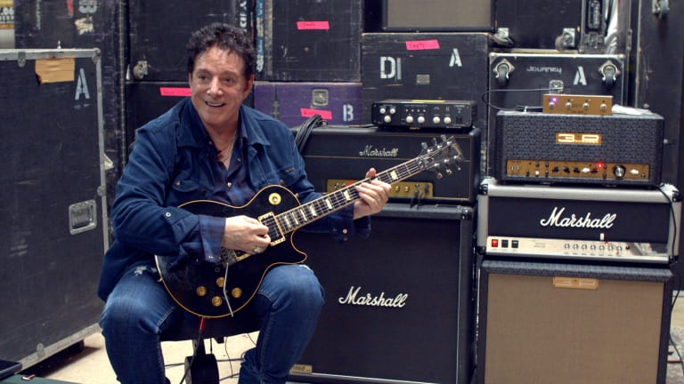 Neal Schon discusses his guitar auction on the Goldmine Podcast