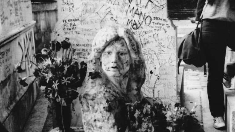 The Jim Morrison pilgrimage