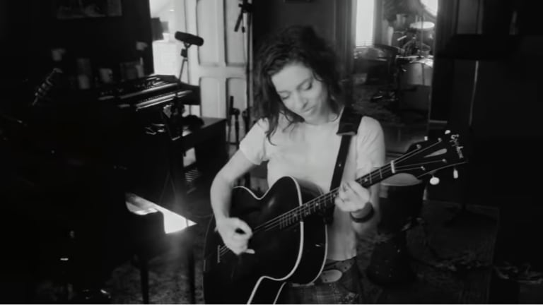 Ani DiFranco spins a righteous tale of Revolutionary Love