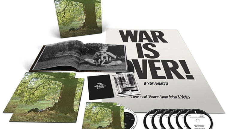 """""""John Lennon/Plastic Ono Band: The Ultimate Collection"""" offers a deep dive into the creation of a masterful album"""