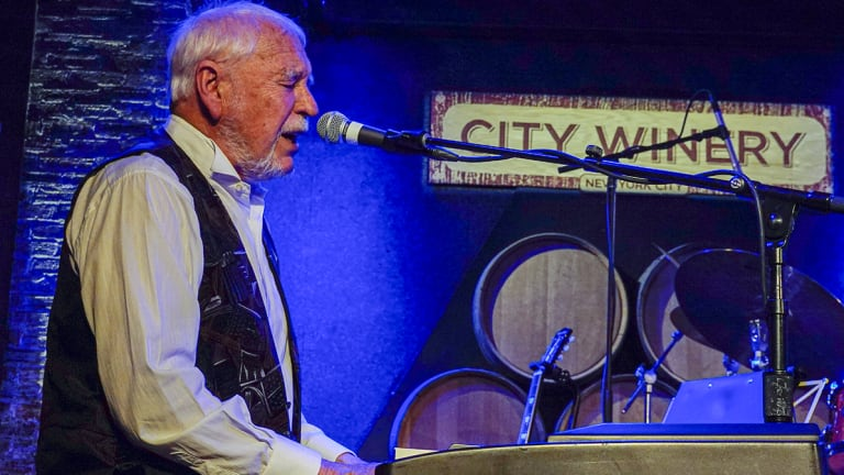 Gary Brooker keeps the flame of Procol Harum well lit