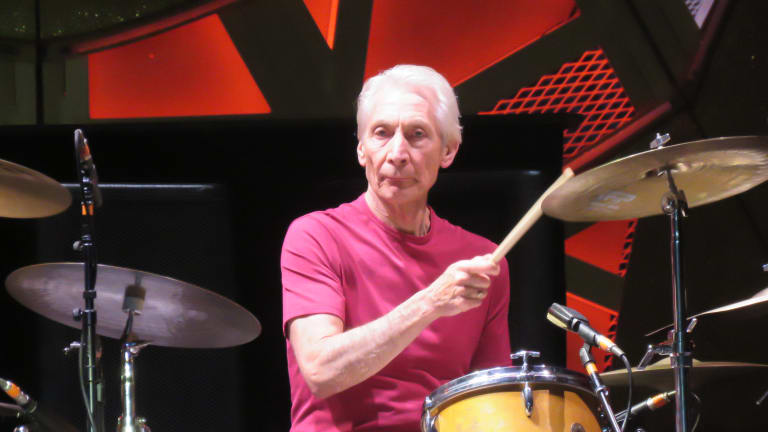 The legend of The Wembley Whammer, Charlie Watts