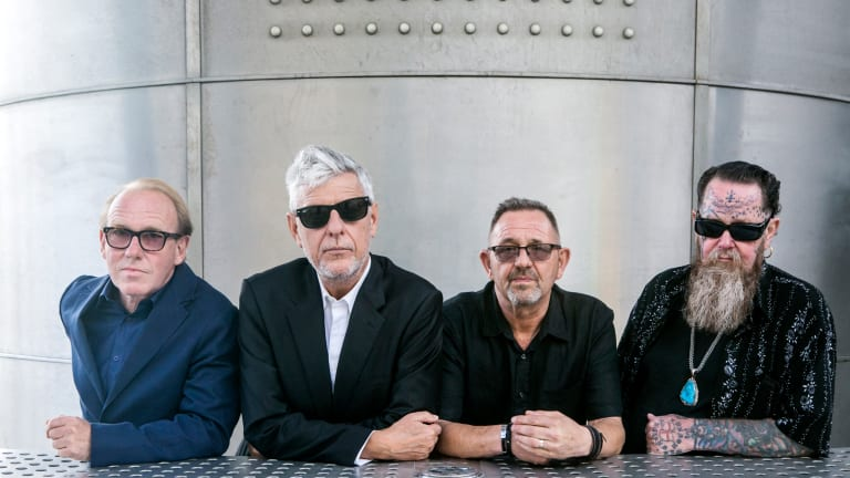 Modern English looks back with new album