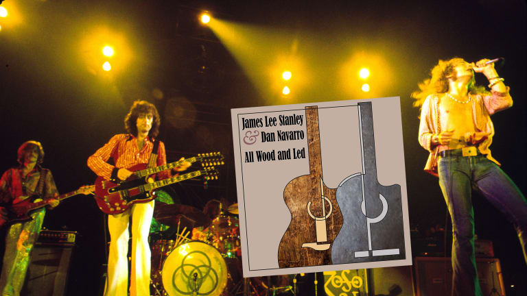 """A """"California '60s"""" feel given to Led Zeppelin classics"""