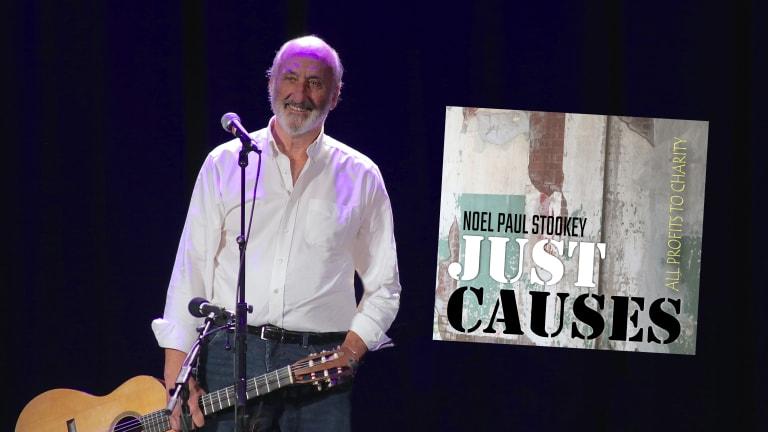"""Noel Paul Stookey's """"Just Causes"""""""