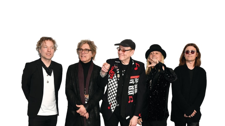 """Cheap Trick take a rock and roll rocket into """"Another World"""""""