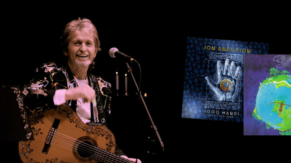 Fabulous Flip Sides of Yes with Jon Anderson