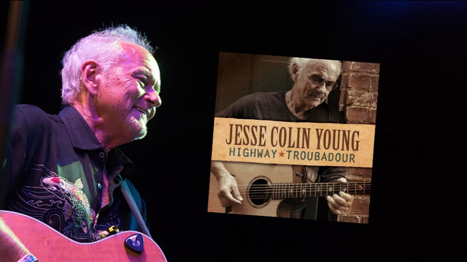 Jesse Colin Young: Still a Youngblood