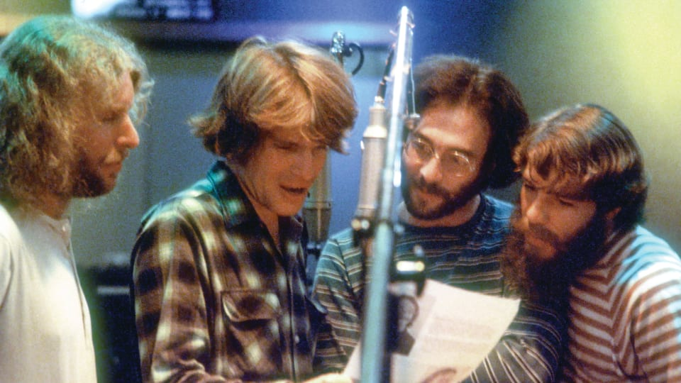 """Creedence Clearwater Revival members celebrate 50 years of the album """"Cosmo's Factory"""""""