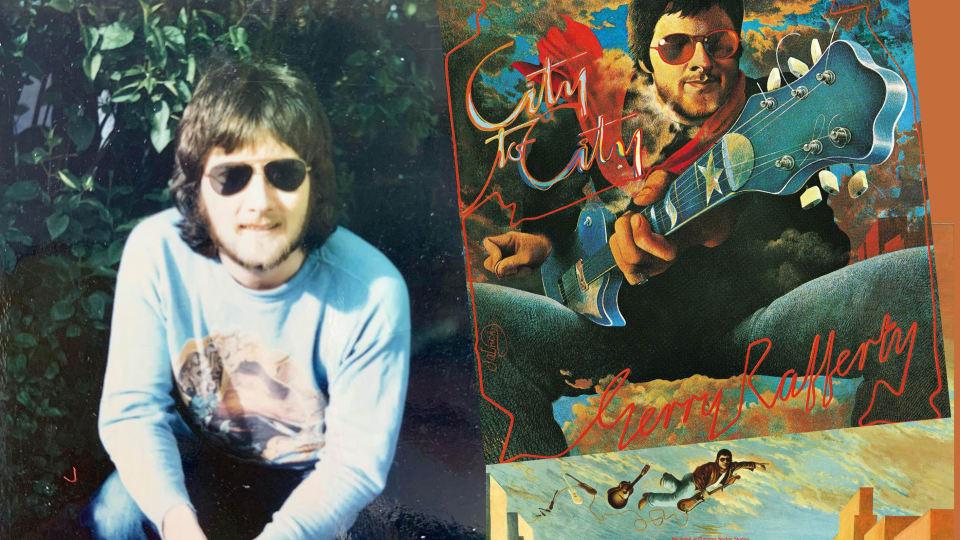 "Cherishing the Gerry Rafferty album ""City to City"""