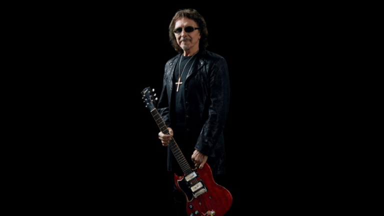 Want to own a Tony Iommi replica guitar?