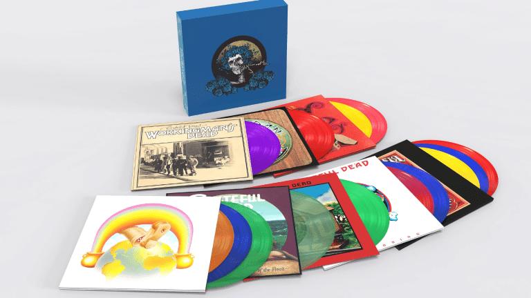 Vinyl Me, Please announces experiential Grateful Dead vinyl box set