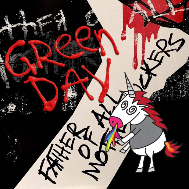 GREEN DAY FATHER OF ALL MOTHER