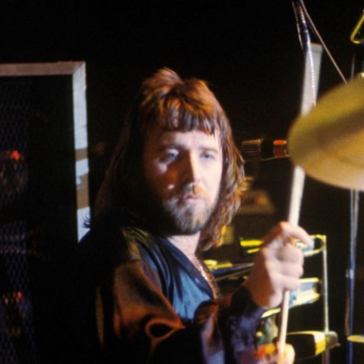 One Hit Wonders In Memoriam Uriah Heep S Drummer Lee Kerslake Goldmine Magazine Record Collector Music Memorabilia