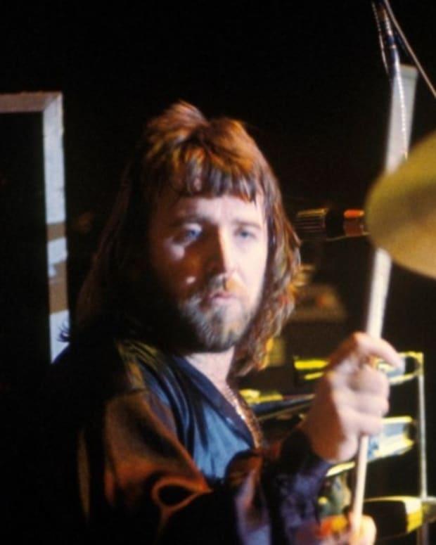 Lee Kerslake drum