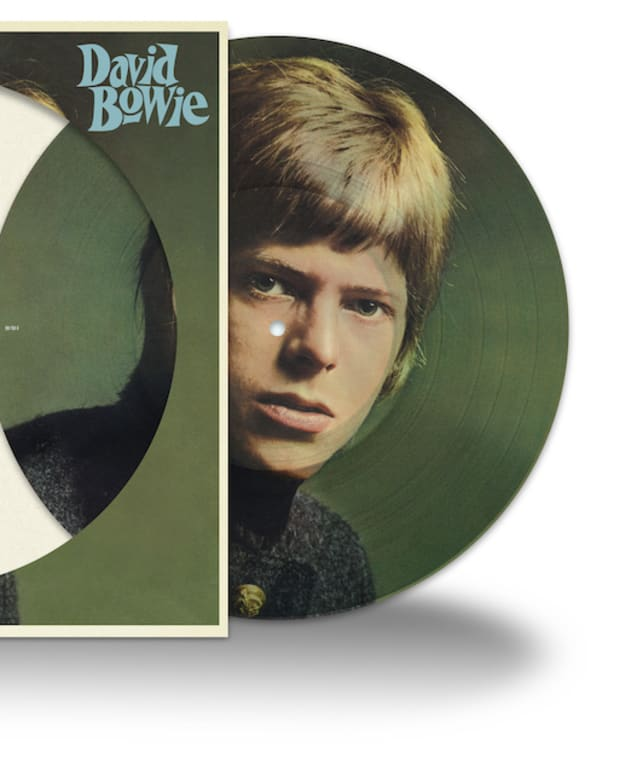bowie=picture disc