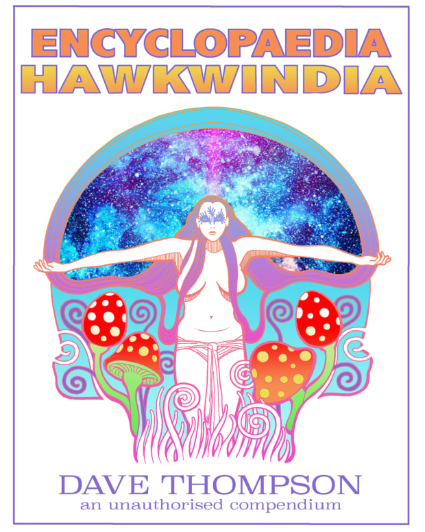 Hawkwind Cover
