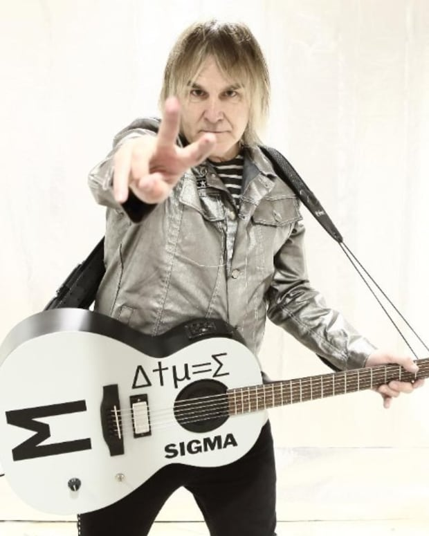 Mike Peters of The Alarm. Publicity Photo.