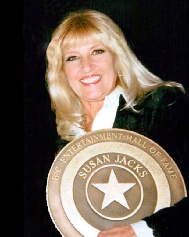 Susan Jacks BC award