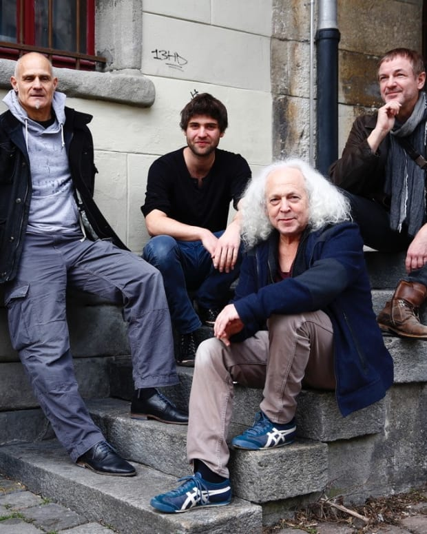Sonar with David Torn courtesy Antje Hubner