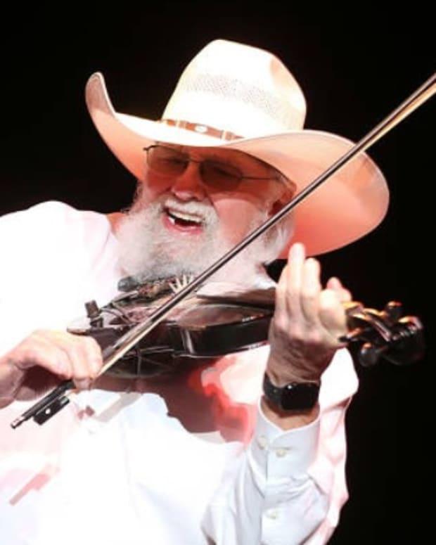 Charlie Daniels fiddle