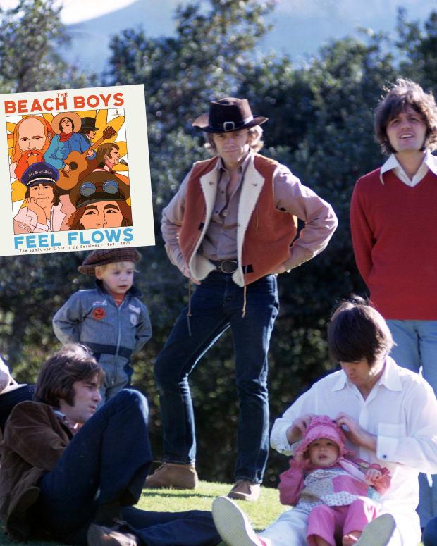 Beach Boys-Sunflower Shoot-Photo Credit mptvimages.com