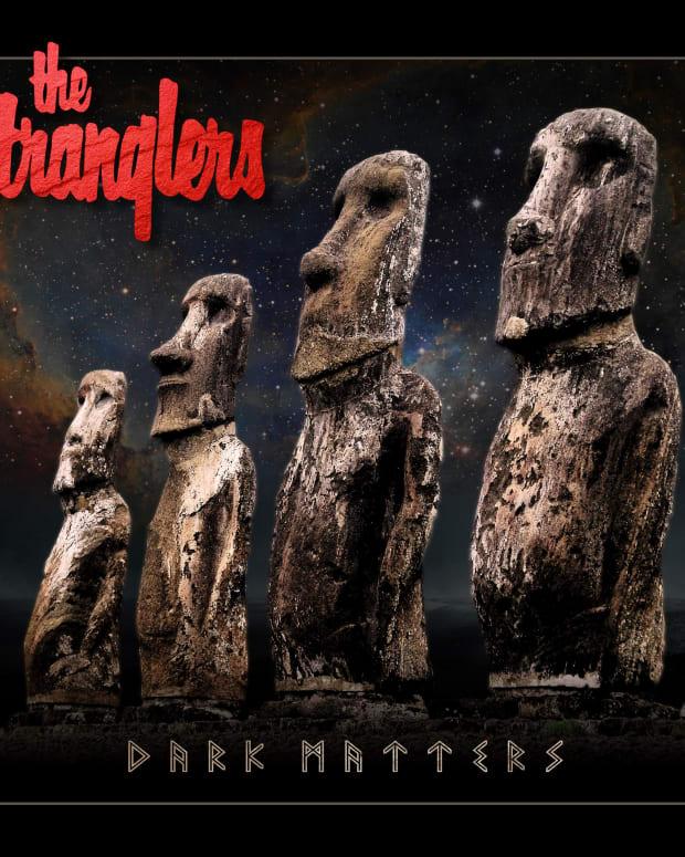 The Stranglers -- Dark Matters cover art