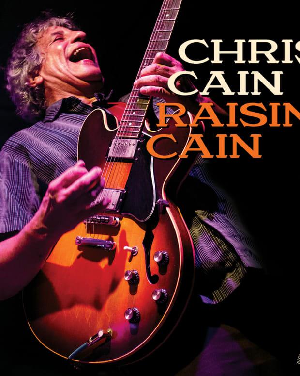 Chris Cain