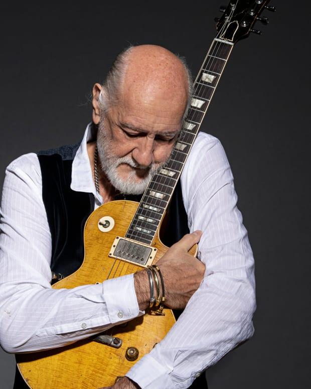 Mick Fleetwood-Ross Halfin