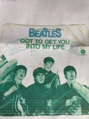 Beatles sleeve