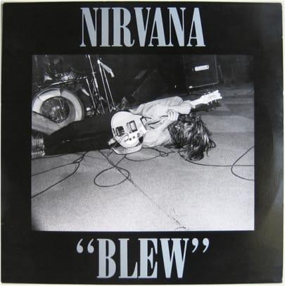 Blew - UK - Front