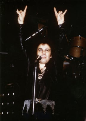 BLACK SABBATH MAY 17 1982 PHOTO  FRANK WHITE  MADISON SQUARE GARDEN  NYC (8)