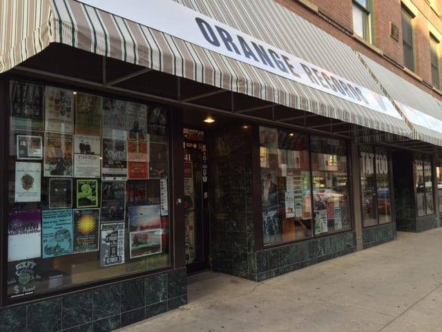 Record Store Recon Rates Orange Records Goldmine