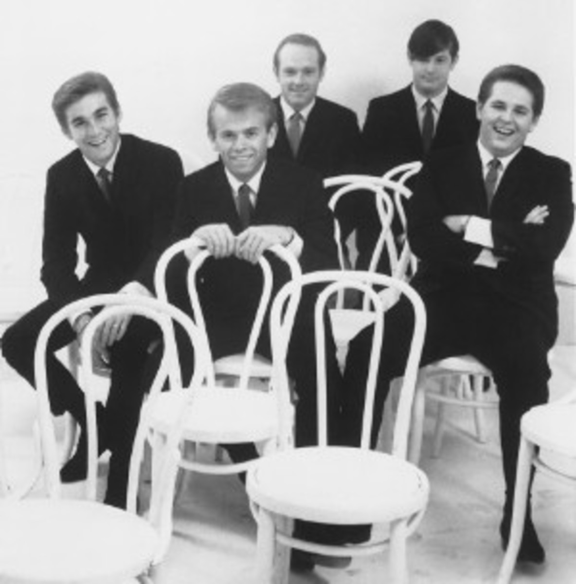 The Beach Boys. Courtesy of Capitol Records.