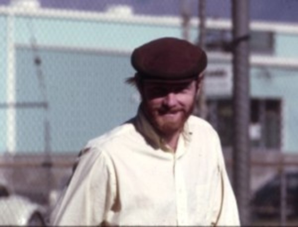 Mike Love. Courtesy of Endless Summer Quarterly/collection of Brian Berry.