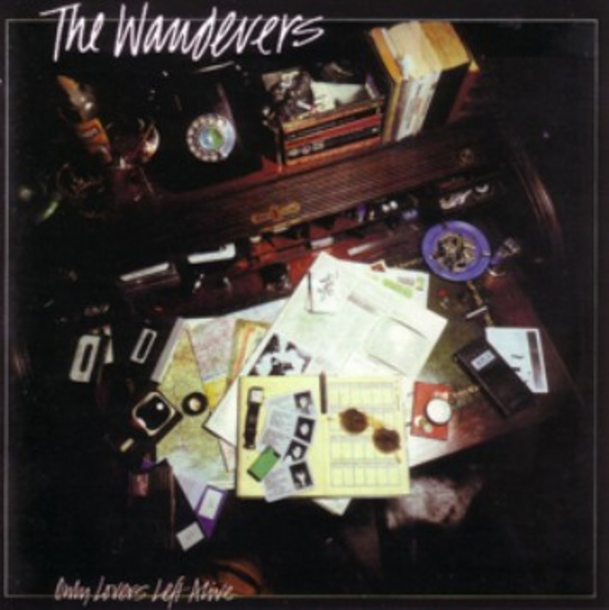 The Wanderers - Only Lovers Left Alive, 1981