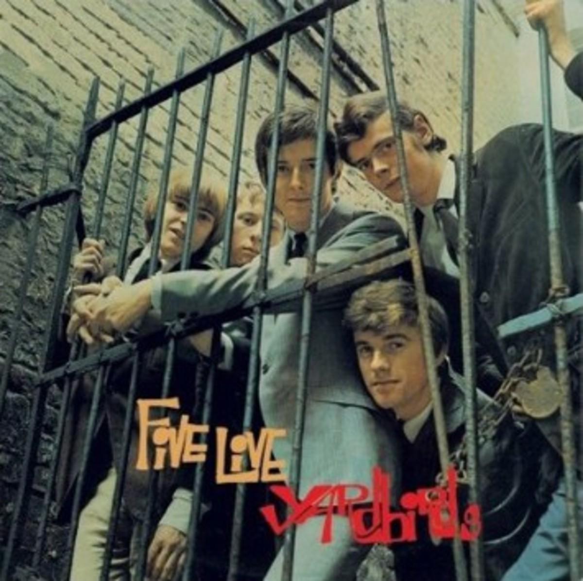 The Yardbirds - Five Live