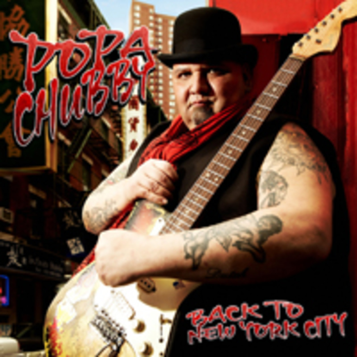 Popa Chubby Back To New York City