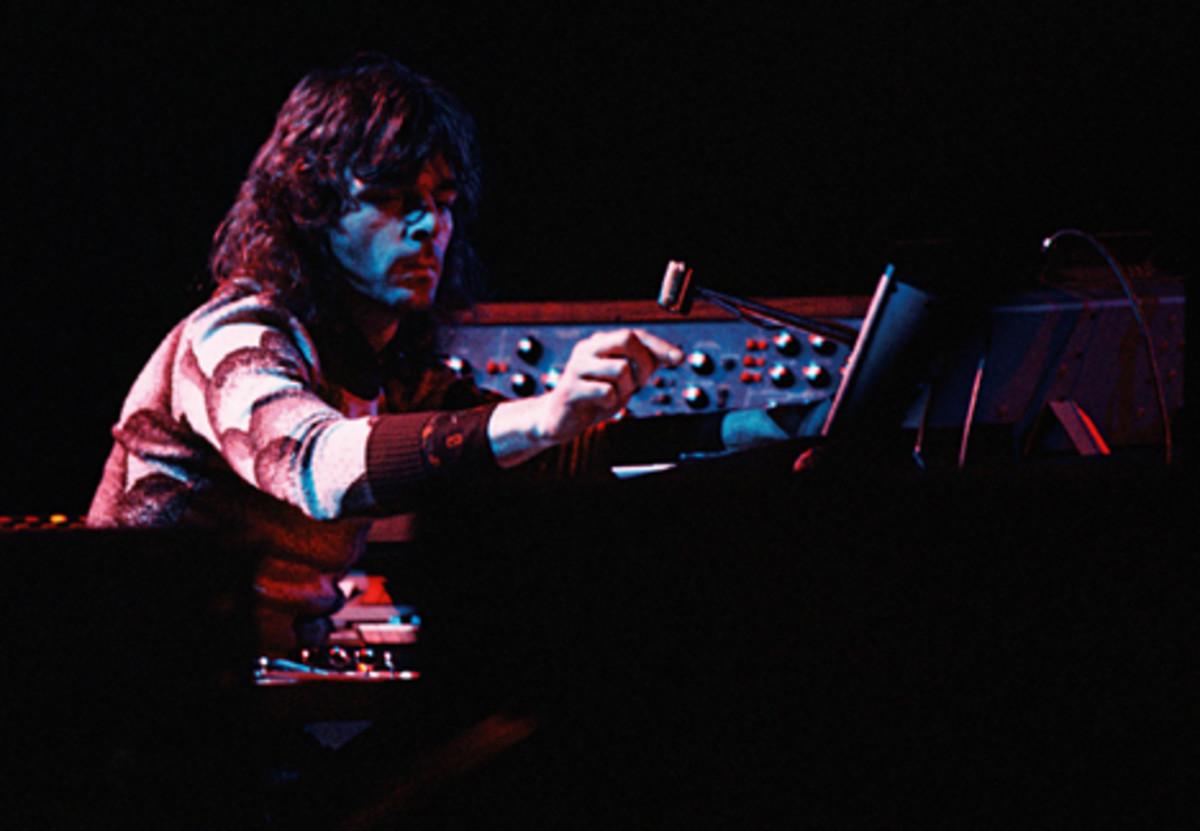 Pink Floyd keyboardist Richard Wright