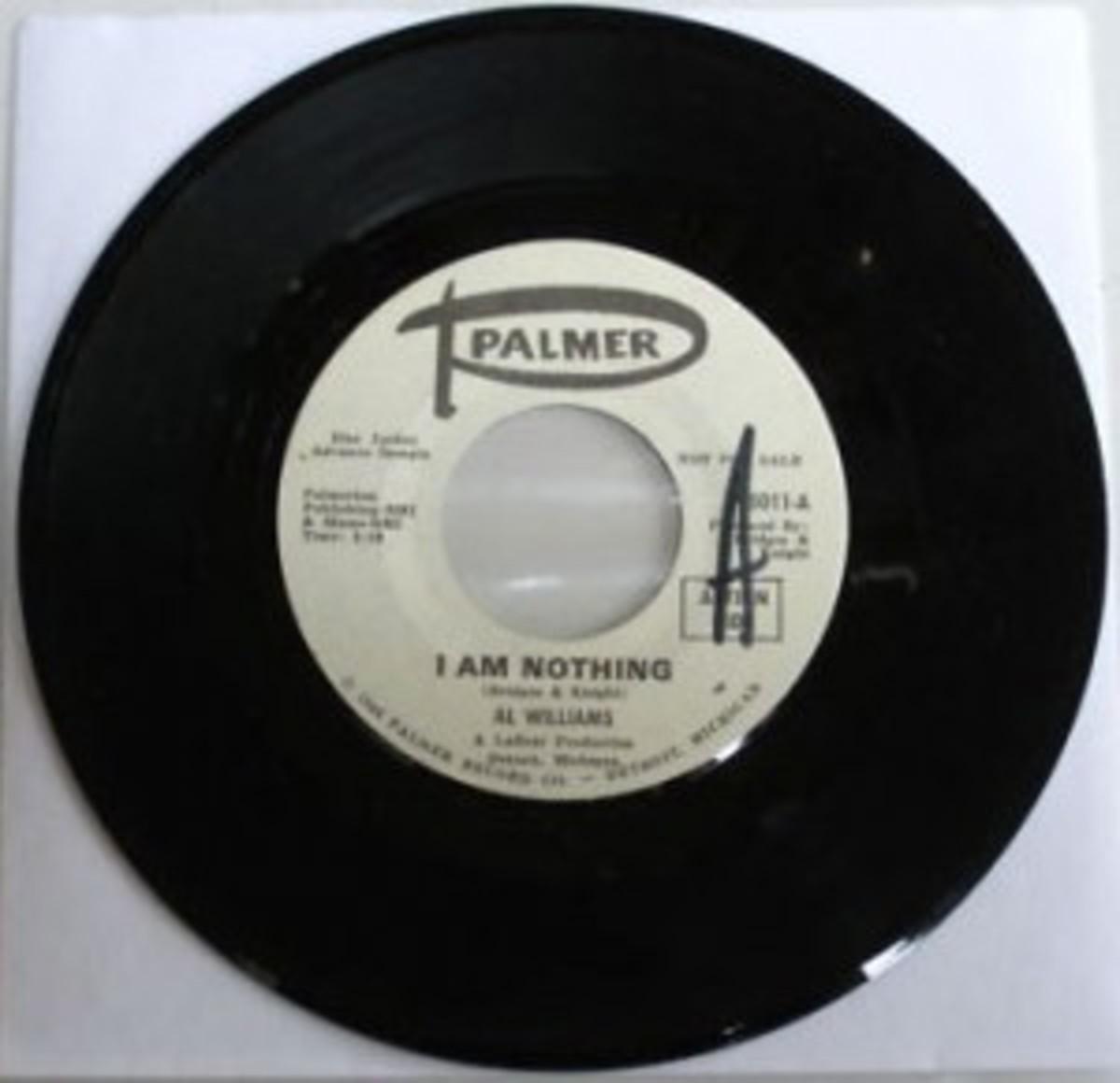 Al Williams Northern Soul