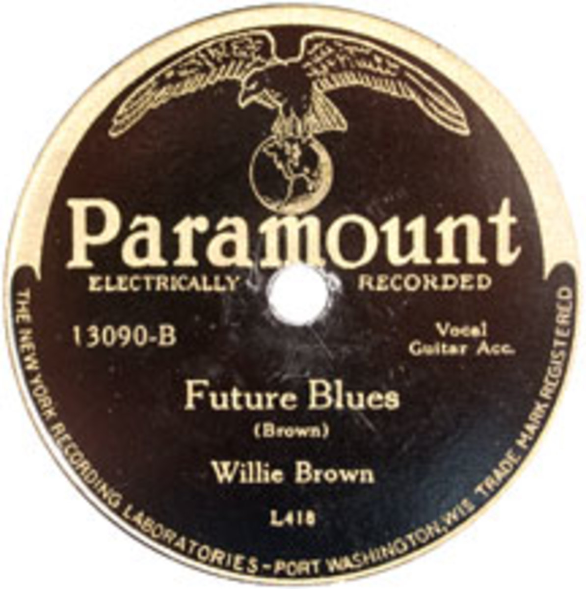 Willie Brown's Future Blues