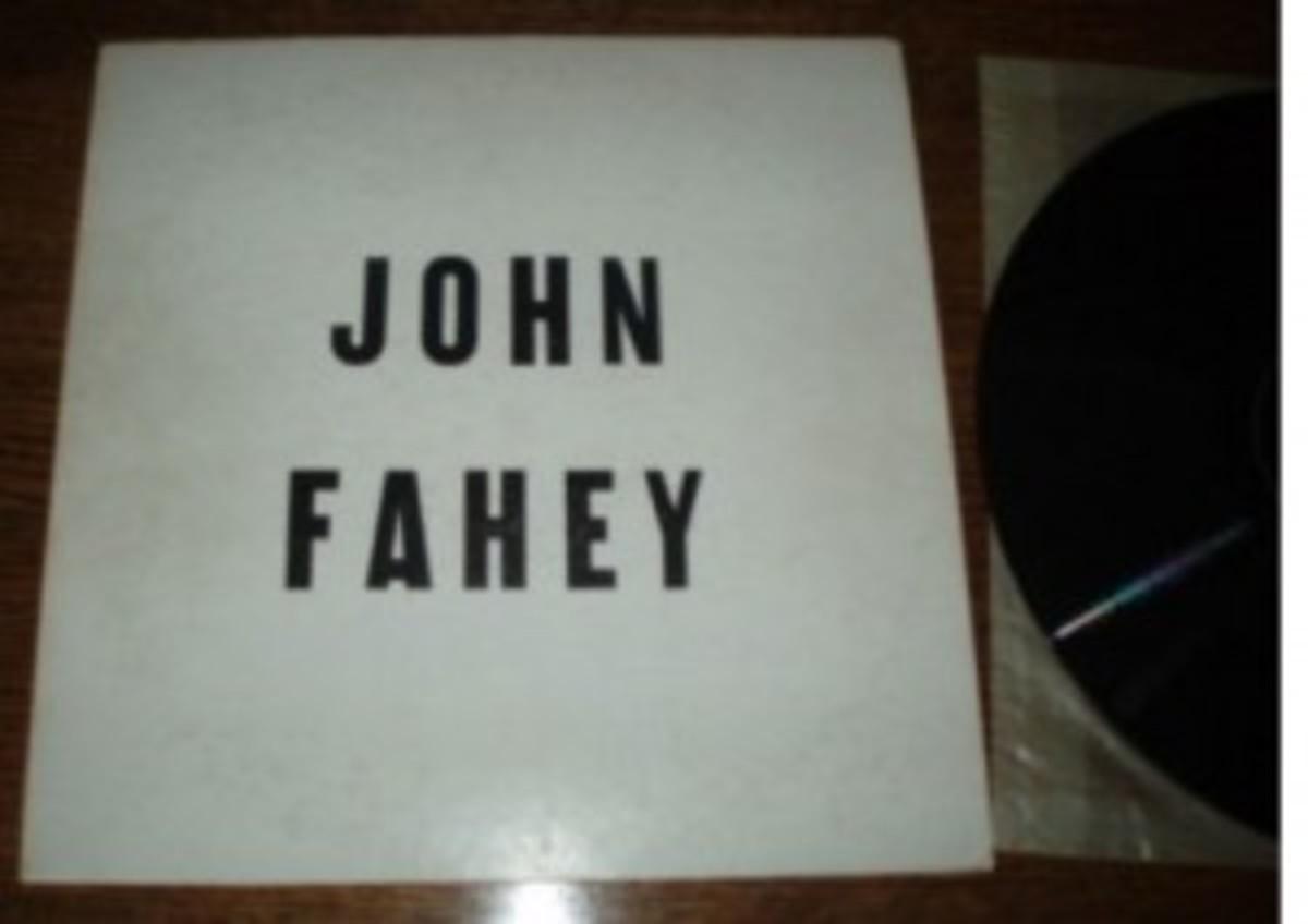 John Fahey on Takoma