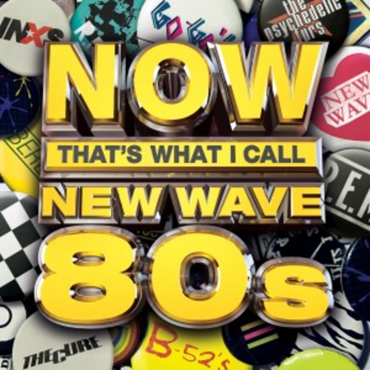 NOW NEW WAVE cover REVISED