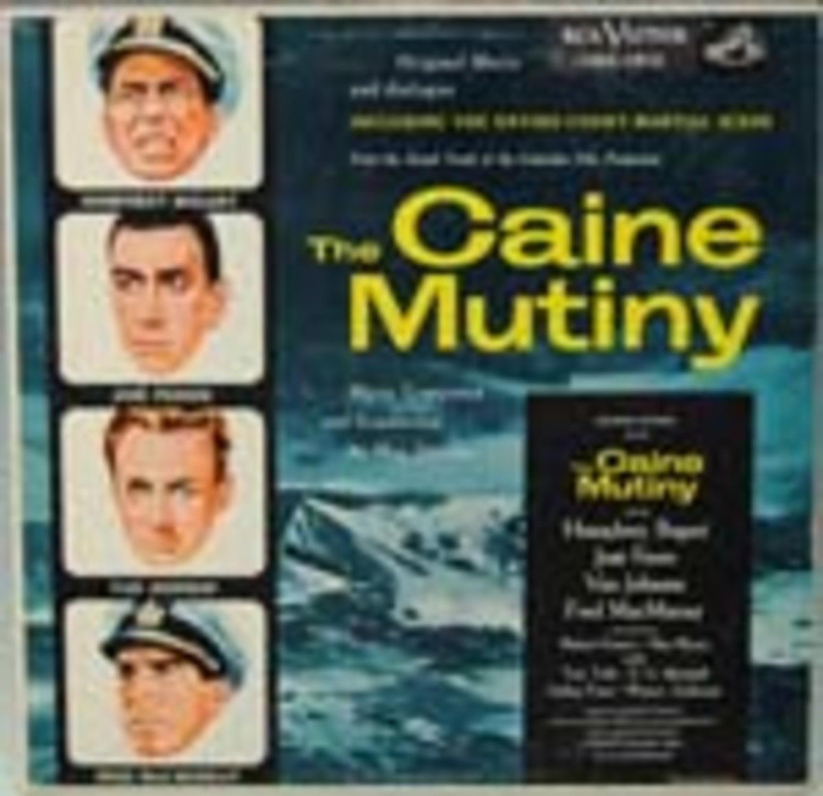 Caine Mutiny soundtrack rarity