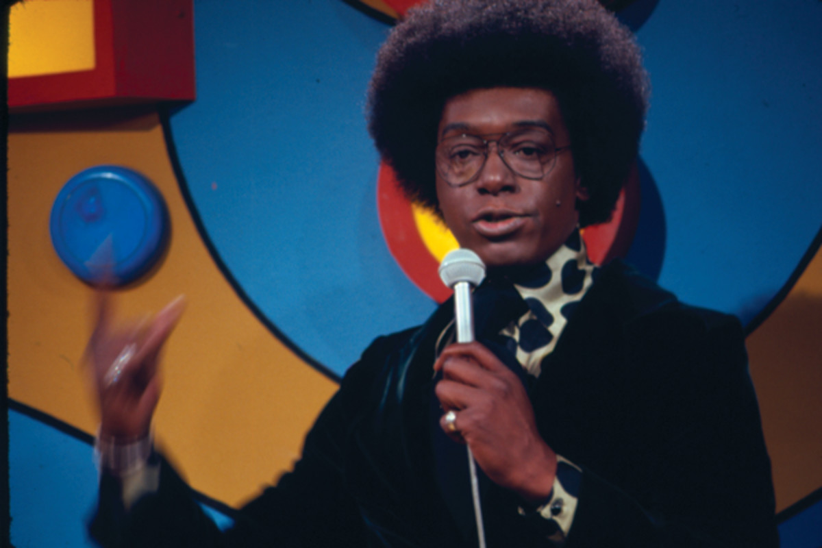 """""""SOUL TRAIN"""" was the brainchild of its original host, Don Cornelius. A new DVD series celebrates the long-running music show. Photo courtesy Time Life"""