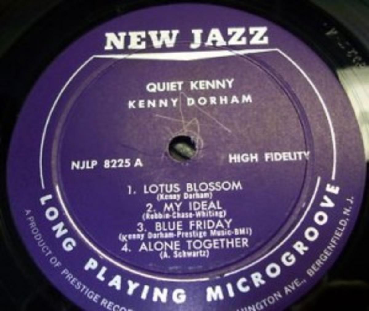 Quiet Kenny On New Jazz