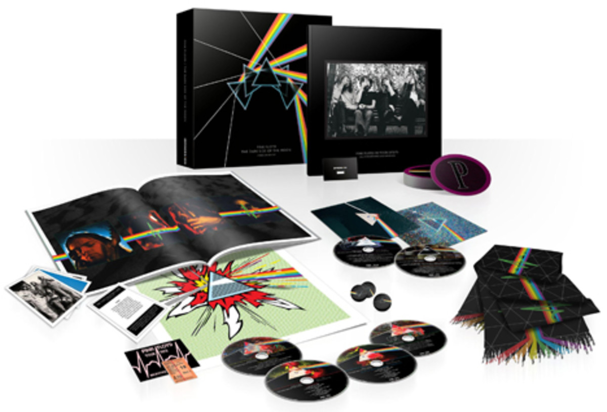 Pink Floyd Dark Side of the Moon Immersion Set