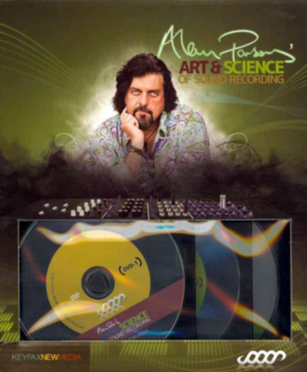 Alan Parsons Art and Science of Recording