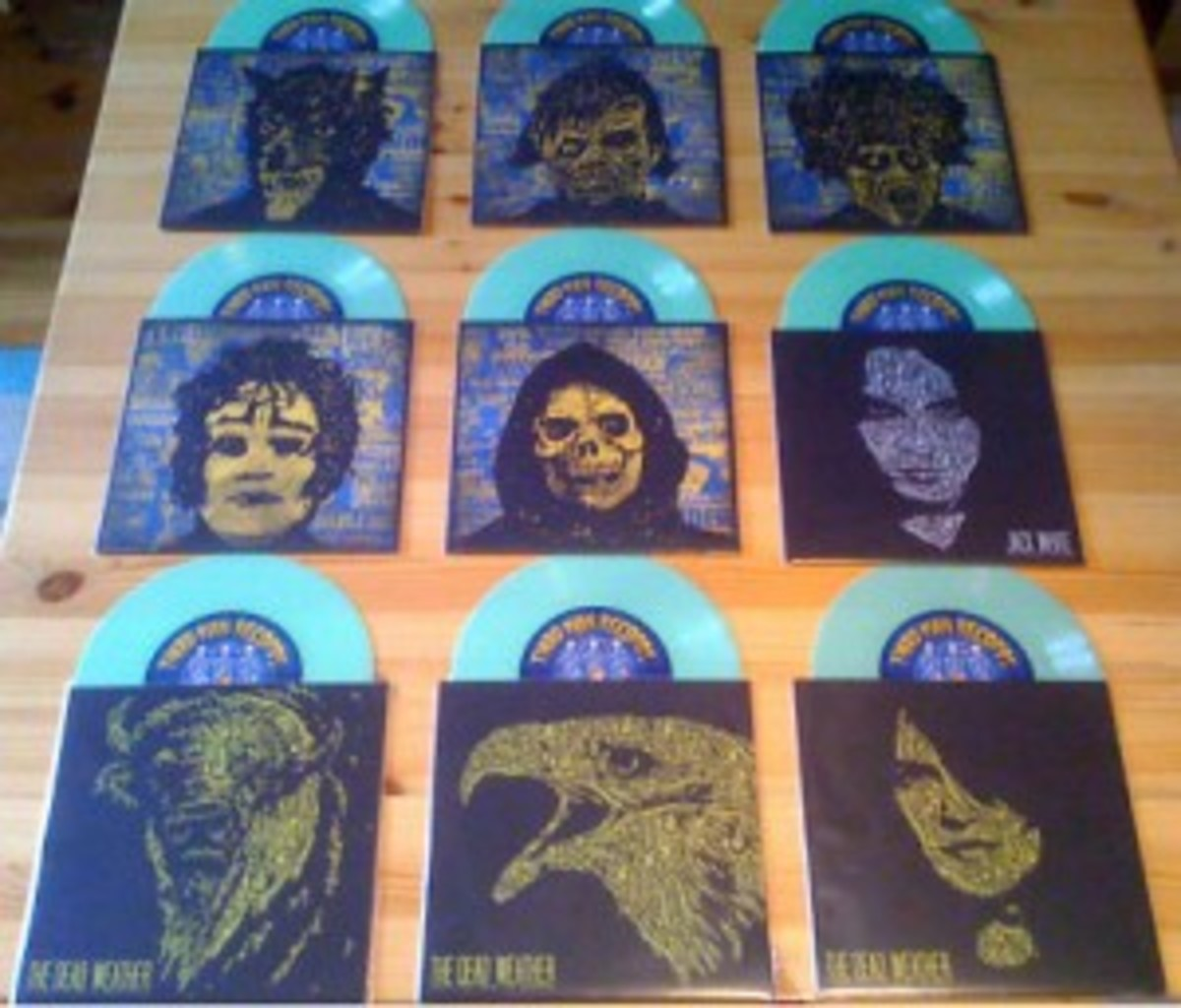 Third Man Records 2009 Halloween Records
